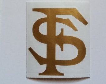 Florida State FSU Vinyl Decal Sticker for Phone Yeti Laptop Autos