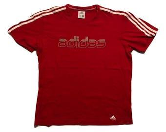 Adidas T shirt Vintage - Sz L