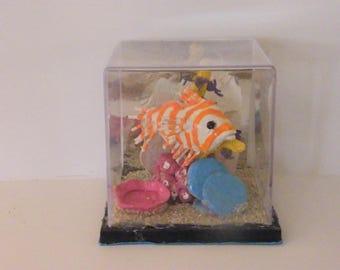happy lion fish