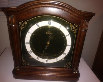 Bulova Mantel Chime Clock