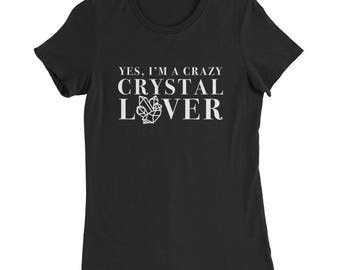 Yes, I'm A Crazy Crystal Lover
