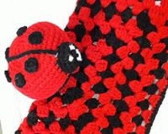 Sweet Ladybug Lovey