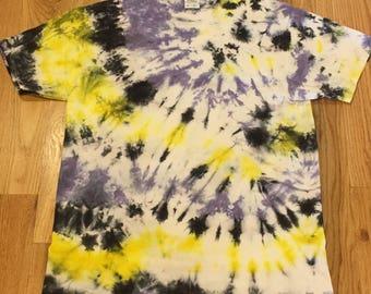 Non-Binary Pride Tie Dye T-Shirt