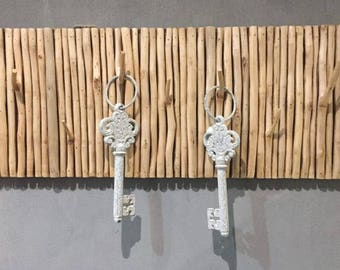 Wall coat rack branches
