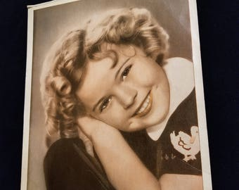 Shirley Temple 1935 Curly Top