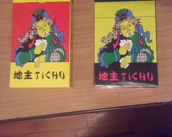 Tichu card board game NEW