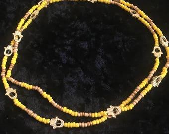 Hand made Waist Beads