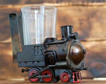 "Cup holder ""Steam Locomotive"""