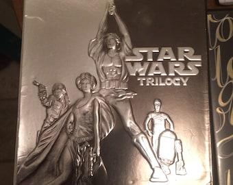 Star Wars Limited Edition Trilogy DVD set