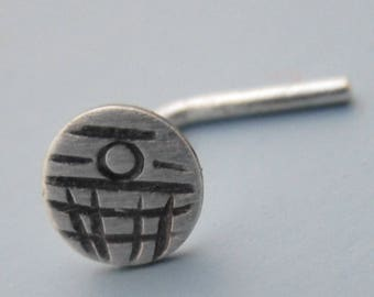 Death Star Nose Ring