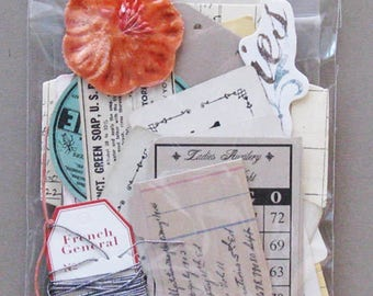 Collage package, 25 pieces
