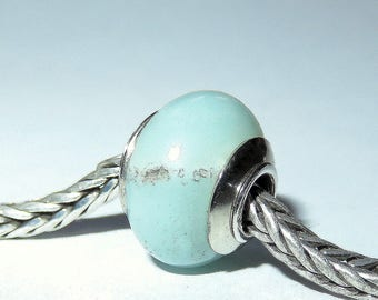 Luccicare Special - Aqua Stone - Cored and Capped with Sterling Silver