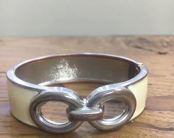 art deco vintage 70s bracelet