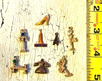 Vintage Charms Jewelry Supply