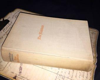 Rare German Das Verlobnis Book