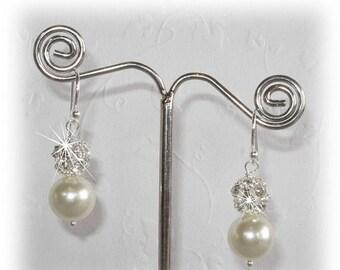 ON SALE 20% OFF Bliss Pearl Earrings