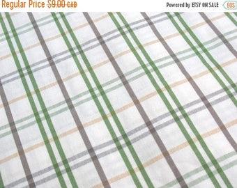 SALE - Tartan - IKEA Gunita Cotton Fabric