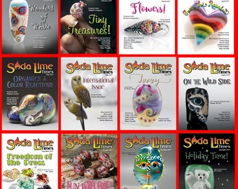 2017 - Full Year of Soda Lime Times back issues