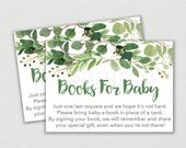 Green Floral Book Request...