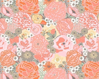 ON SALE Ava Rose By Deena Rutter Main Coral