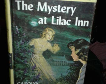 Nancy Drew Mystery story The Mystery at Lilac Inn