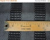 20% Sale - Victorian Remnants Black Silk Mesh Lace, 28x40 inches,  Vintage Antique Dress Scrap Fabric