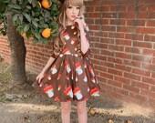 Shroombear Dress, Mushroom Bear Dress 2XL