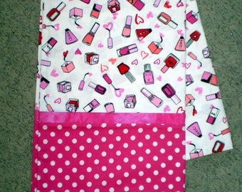 Girlie Girl pillowcase