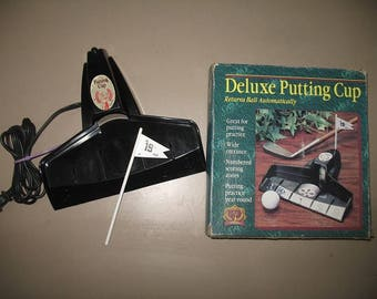 Vintage Deluxe Putting Cup