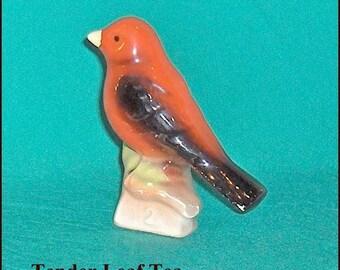 Canadian Tender Leaf Tea  Premium Scarlet Tanager  Tenderleaf  Bird Number 2