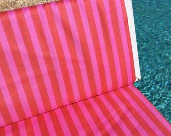 1FQ Tent Stripe Tart Tula Pink Elizabeth