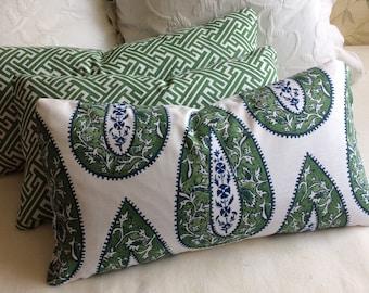 Bindi Kelly decorative Pillow Cover 12x20 12x22 18x18 20x20 22x22 24x24 26x26