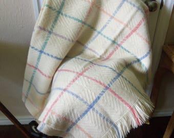 Pendleton Woolen Mills Virgin Wool Throw Blanket