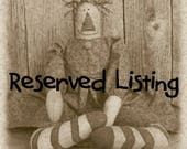 Reserved Listing --- Custom Order, Framed Military Patch, Navy Patch, Rating --- Reserved for Emiko Wilson