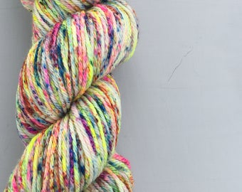It's My Party & I'll Dye If I Want To - Aldebaran - worsted - 212yds / 4oz - SW Merino