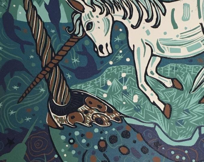 Unicorn, Narwhal, Pre-order