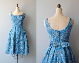 Rappi brocade dress | vintage 60s party dress | brocade 60s dress