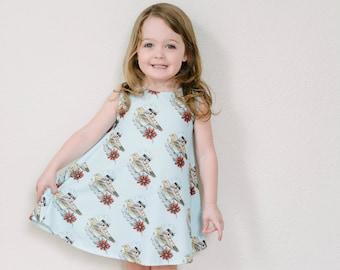 Kids Birdhouse Dress