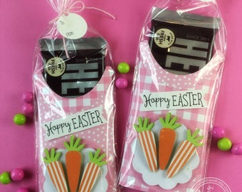 Easter candy etsy kit hoppy easter candy bar wraps kids easter basket hershey wrap candy negle Image collections