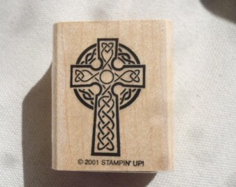 2001 Stampin Up Rubber Stamp, Never Used, Scrapbooking, Birthday, Flowers, Paper Crafts, Greeting Cards, Card Making, Paper Art, Stamping