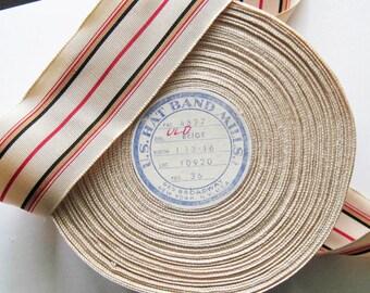 Vintage Hat Band Ribbon Trim