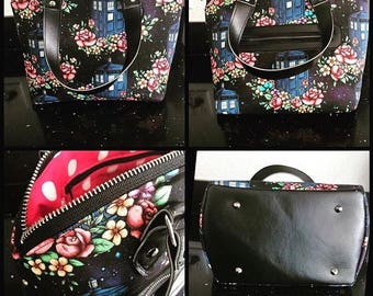Dr who inspired purse