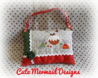 CHRISTMAS PUDDING  &  Cute MICE