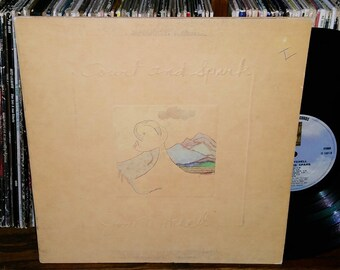 Joni Mitchell Court And Spark Vintage Vinyl Record