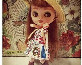custom Blythe icy doll