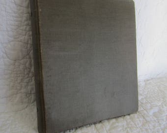 Vintage 3 Ring Binder National Not Perfect