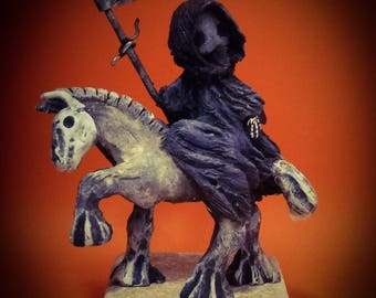 Poppet of the Apocalypse - Four Horseman - Death