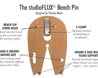 Thomas Mann Studio Flux Bench Pin