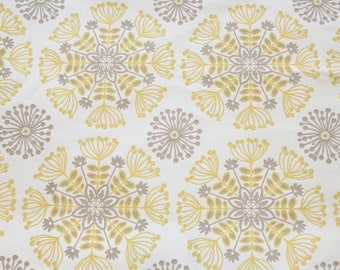 Waverly Kaleidoscope Sterling Upholstery Home Decor Fabric