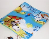 Summer with Olaf Sandwich Bag Single